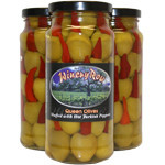 Hot Turkish Peppers - Large